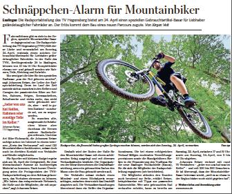 Mountainbike-Basar / Schnäppchen-Alarm für Mountainbiker