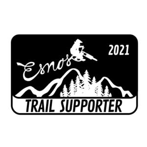 Trail Badge / quer